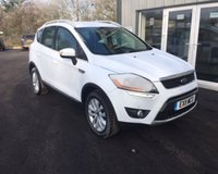USED 2011 11 FORD KUGA 2.0 TDCI TITANIUM 140 BHP THIS VEHICLE IS AT SITE 1 - TO VIEW CALL US ON 01903 892224