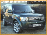 USED 2010 60 LAND ROVER DISCOVERY 3.0 4 TDV6 GS 5d AUTO 245 BHP *FULL LAND ROVER HISTORY, STUNNING CAR!*