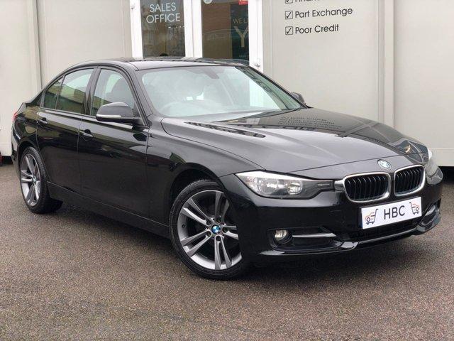 2013 13 BMW 3 SERIES 2.0 318D SPORT 4d 141 BHP