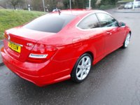 USED 2011 61 MERCEDES-BENZ C-CLASS 2.1 C250 CDI BLUEEFFICIENCY AMG SPORT ED125 2d AUTO 204 BHP ++LOW MILEAGE AUTOMATIC+12 MONTHS AA BREAKDOWN COVER++