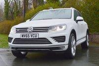 2015 VOLKSWAGEN TOUAREG 3.0 V6 R-LINE TDI BLUEMOTION TECHNOLOGY 5d AUTO 259 BHP £25991.00