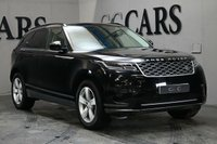 USED 2018 18 LAND ROVER RANGE ROVER VELAR 2.0 S 5d AUTO 177 BHP A Well Specified Example Just Under Nine Months Old with Pan Roof, Lane Keep Assist, Luxuriously Appointed with Black Heated Leather Electric  Memory Seats + Contrast White Stitch + Piano Black Inlays, Sat Nav + Bluetooth Connectivity + DAB Radio + USB Audio Interface + Meridian Premium Surround Sound, Front and Rear Park Distance Control+Reverse Camera, 19 Inch Five Arm Alloy Wheels, Automatic Bi-Xenon Headlights with Power Wash, Voice Control, Factory Detachable Towbar and Concealed Electrics