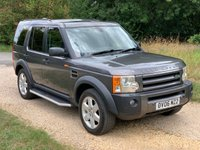 2006 LAND ROVER DISCOVERY 2.7 3 TDV6 HSE 5d AUTO 188 BHP £7990.00