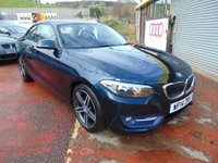 2014 BMW 2 SERIES 2.0 220D SPORT 2d 181 BHP £11495.00