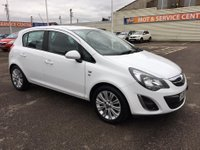 USED 2014 64 VAUXHALL CORSA 1.2 SE 5d 83 BHP GOT A POOR CREDIT HISTORY * DON'T WORRY * WE CAN HELP * APPLY NOW *