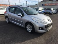 USED 2012 61 PEUGEOT 207 1.4 SW ACTIVE 5d 95 BHP GOT A POOR CREDIT HISTORY * DON'T WORRY * WE CAN HELP * APPLY NOW *