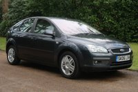 USED 2006 06 FORD FOCUS 1.6 GHIA 16V 5d 116 BHP