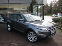 2014 LAND ROVER RANGE ROVER EVOQUE 2.2 SD4 PURE TECH 5d 190 BHP £17990.00
