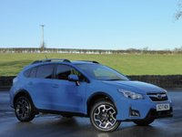 USED 2017 17 SUBARU XV 2.0 I SE 5d 150 BHP STUNNING COLOR, LOW MILES, IMMACULATE