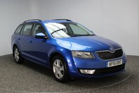 USED 2015 15 SKODA OCTAVIA 1.6 SE BUSINESS TDI CR 5DR SAT NAV 1 OWNER FULL SERVICE HISTORY  SERVICE HISTORY + FREE 12 MONTHS ROAD TAX + SATELLITE NAVIGATION + PARKING SENSOR + BLUETOOTH + CRUISE CONTROL + CLIMATE CONTROL + MULTI FUNCTION WHEEL + 16 INCH ALLOY WHEELS
