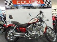 1996 YAMAHA XV535 535cc  £2695.00