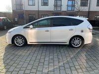 USED 2014 14 TOYOTA PRIUS PLUS Toyota Prius Plus 1.8 Auto Hybrid Petrol  7 SEAT, HYBRID, PCO READY, WARRANTY, BIMTA, FINANCE