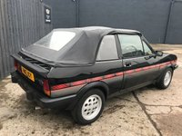 USED 1970 FORD FIESTA XR2 CRAYFORD CONVERTIBLE