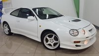 USED 1999 TOYOTA CELICA TOYOTA CELICA GT4 ST205 FRESH IMPORT  Late spec fresh import immaculate condition