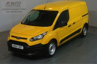 USED 2014 64 FORD TRANSIT CONNECT 1.6 240 95 BHP L2H1  LWB MANUAL VAN ONE OWNER SPARE KEY