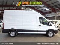 USED 2015 65 FORD TRANSIT 2.2 350 H/R P/V 125 BHP LWB HI ROOF VAN '' YOU'RE IN SAFE HANDS  ''  WITH THE AA DEALER PROMISE
