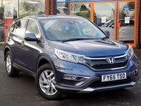USED 2015 65 HONDA CR-V 1.6 I-DTEC SE 5dr *Rear View Camera + Bluetooth*