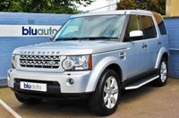 USED 2013 13 LAND ROVER DISCOVERY 3.0 4 SDV6 HSE 5d AUTO 255 BHP Immaculate, One Private Owner, Full LR Service History.....