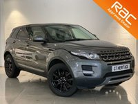 2015 LAND ROVER RANGE ROVER EVOQUE PURE TECH [NAV|HTD SEATS] £20947.00