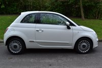 USED 2013 63 FIAT 500 LOUNGE JUST ARRIVED, FULL SERVICE HISTORY