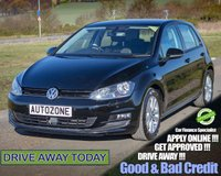 USED 2014 14 VOLKSWAGEN GOLF 2.0 SE TDI BLUEMOTION TECHNOLOGY DSG 5d AUTO 148 BHP