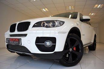 2012 BMW X6 XDRIVE30D AUTOMATIC £17995.00