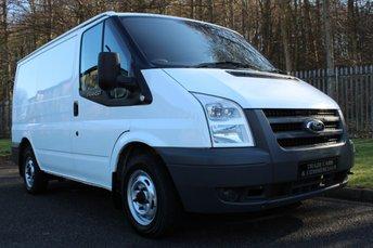 2011 FORD TRANSIT 2.2 260 LR 1d 85 BHP £4500.00