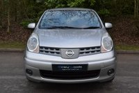 USED 2008 58 NISSAN NOTE ACENTA S JUST ARRIVED, FULL SERVICE HISTORY