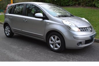 2008 NISSAN NOTE ACENTA S £2795.00