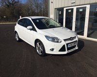 USED 2014 FORD FOCUS 1.6 TDCI TITANIUM X 115 BHP THIS VEHICLE IS AT SITE 1 - TO VIEW CALL US ON 01903 892224