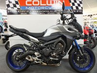 2016 YAMAHA TRACER 900 847cc MT-09 TRACER ABS  £6795.00
