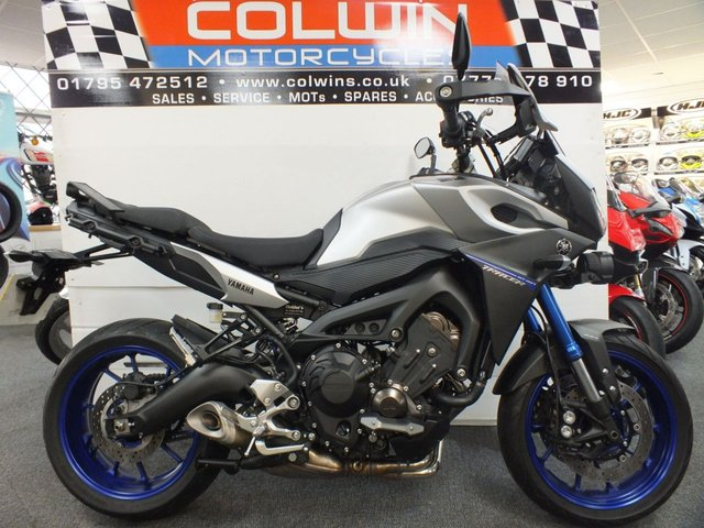 View our YAMAHA TRACER 900