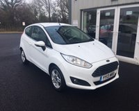 USED 2013 FORD FIESTA 1.25 ZETEC 3DR THIS VEHICLE IS AT SITE 2 - TO VIEW CALL US ON 01903 323333