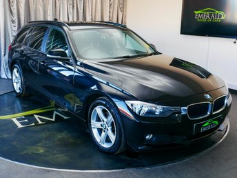2012 BMW 3 SERIES 2.0 320D SE TOURING 5d 181 BHP £7000.00