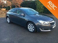 USED 2016 16 VAUXHALL INSIGNIA 1.6 SRI NAV CDTI S/S 5d 134 BHP Bluetooth, Parking Sensors, Alloy Wheels, Sat Nav