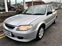 2003 MAZDA 323 1.6 GXI 5d 97 BHP £995.00