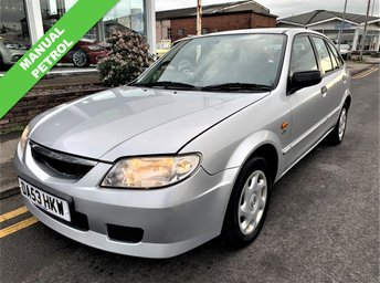 View our MAZDA 323