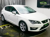 USED 2015 15 SEAT LEON 1.4 TSI FR TECHNOLOGY 5d 150 BHP £0 DEPOSIT FINANCE AVAILABLE, AIR CONDITIONING, AUX INPUT, BLUETOOTH CONNECTIVITY, CLIMATE CONTROL, CRUISE CONTROL, DAB RADIO, DAYTIME RUNNING LIGHTS, FULL LED HEADLIGHT PACK, PARKING SENSORS, SD CARD SLOT, SEAT DRIVE PROFILE, STEERING WHEEL CONTROLS, TOUCH SCREEN DISPLAY, TRIP COMPUTER, USB CONNECTION