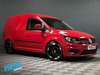 USED 2016 66 VOLKSWAGEN CADDY 2.0 C20 TDI HIGHLINE  * 0% Deposit Finance Available