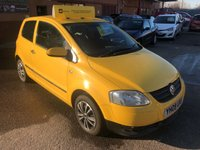USED 2009 09 VOLKSWAGEN FOX 1.2 URBAN 6V 3d 54 BHP
