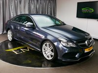 USED 2015 64 MERCEDES-BENZ E CLASS 2.1 E220 CDI AMG SPORT 2d AUTO 170 BHP £0 DEPOSIT FINANCE AVAILABLE, AIR CONDITIONING, AUX INPUT, BLUETOOTH CONNECTIVITY, CLIMATE CONTROL, CRUISE CONTROL, DAB RADIO, DAYTIME RUNNING LIGHTS, ELECTRONIC PARKING BRAKE, FULL LEATHER UPHOLSTERY, GEARSHIFT PADDLES, HEATED SEATS, PARKING SENSORS, SATELLITE NAVIGATION, STEERING WHEEL CONTROLS, TRIP COMPUTER, USB CONNECTION