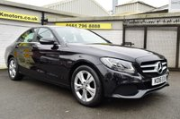 USED 2016 16 MERCEDES-BENZ C CLASS 2.1 C220 D SE EXECUTIVE 4d AUTO 170 BHP * NAV - LEATHER - BLUETOOTH *