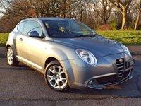 2010 ALFA ROMEO MITO 1.6 LUSSO JTDM 3d 120 BHP £3495.00