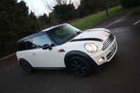 USED 2008 08 MINI CLUBMAN 1.6 COOPER D 5d 108 BHP £20 ROAD TAX + VALUE DIESEL CLUBMAN