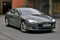 2014 TESLA MODEL S Tesla Model S P90 5d AUTO  £49990.00