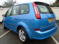 USED 2008 08 FORD C-MAX 1.6 STYLE 5d 100 BHP GUARANTEED TO BEAT ANY 'WE BUY ANY CAR' VALUATION ON YOUR PART EXCHANGE