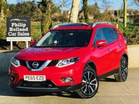 USED 2015 65 NISSAN X-TRAIL 1.6 DCI TEKNA 5d 130 BHP 7 SEATS Full leather, Heated seats, Panoramic roof, Rear camera