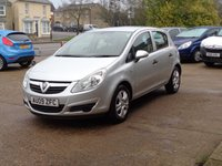 USED 2009 09 VAUXHALL CORSA 1.2 ACTIVE CDTI 5d 73 BHP