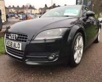 USED 2008 58 AUDI TT 2.0 TFSI 3d 200 BHP LOVELY CAR TO DRIVE: