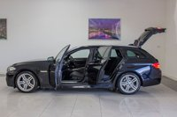 USED 2012 12 BMW 5 SERIES 2.0 520D M SPORT TOURING 5d AUTO 181 BHP Front Heated Seats, Jan MOT 2020, Just Been Serviced, USB, Bluetooth